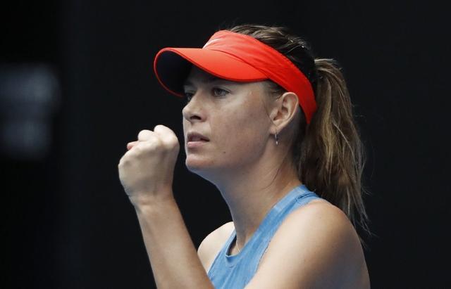 辛辛那提赛莎娃终结三连败进次轮 沃兹不敌乌克兰新星首轮出局