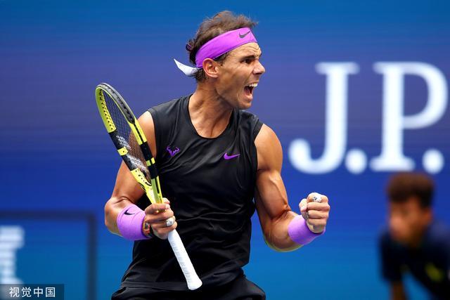 史诗级大战!美网纳达尔五盘险胜梅德韦杰夫 夺第19座大满贯冠军