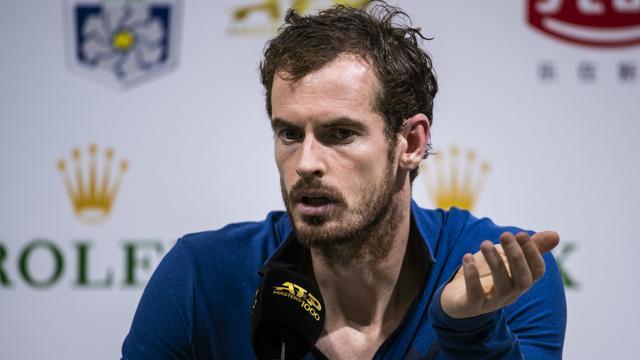 穆雷:落败很沮丧有很多可以改善的地方 对手冲我大喊不符合规则