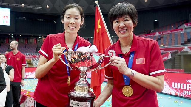 大本钟奖全球十佳运动员:朱婷高居第二成中国骄傲 德约列榜首